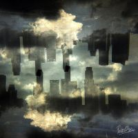 Abstract City by ditya