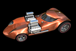 Hotwheels Twin Mill 01 by peterhirschberg