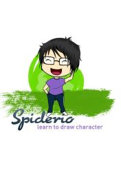 Learn to Draw Chibi Character by spiderio