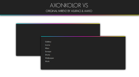 AXONKOLOR VS by UAC-Marine