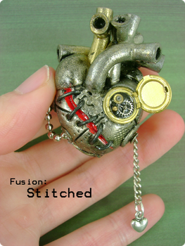Stitched Fusion - Front by monsterkookies