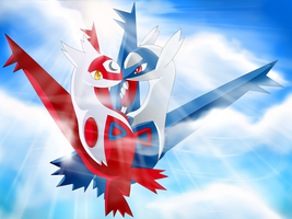 Latias and Latios - Shimmer