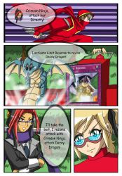 YGO Doujin Bonus Chapter - Wally's Agent - Page 30 by punkbot08