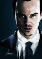 Moriarty. by superfizz