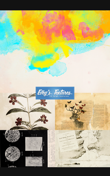 #11 Textures Pack- Vintage by Evey-V