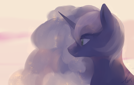 Luna by haidiannotes