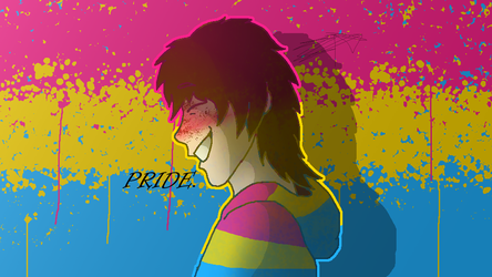 PRIDE. by Wolfkid9963