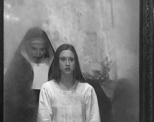 The Nun (2018) by NotRightInTheHead74