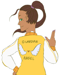 Guardian Angel by cornelia892