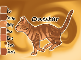 Onestar of WindClan - The Last Hope by Jayie-The-Hufflepuff