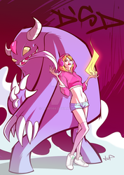 DEMON'S DAUGHTER Tribute by lilin1988