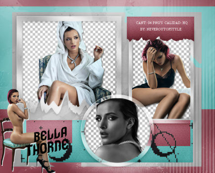 Png Pack 1032 // Bella Thorne by confidentpngs