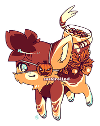 freebie adopt (CLOSED 0/1) by SUSHIROLLED