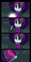 Friendship Games - Midnight Sparkle by PaulySentry