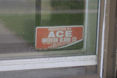 (Formerly) Protected by Ace American Alarm Co. by OtterMiikun
