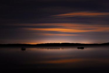 midnight sun by Joseph-Louis-Photo