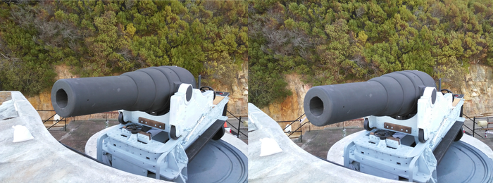 3D Crossview of a Cannon by Rooivalk1