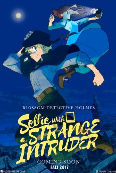 [TEASER] Blossom Detective Holmes, Fall 2017 by SteveAhn