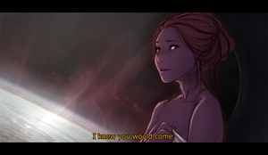 I Knew You Would Come by BrittanyWillows