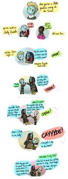 Uncle Cayde by Dulcamarra