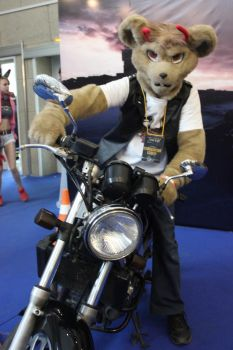 Biker mice from Mars. Cosplay 1 by StokerMartian