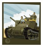 M3 Lee by MercenaryGraphics