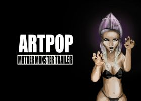 Lady Gaga Artpop by Maybellez