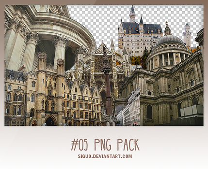 #06 Png Pack by Pai by Siguo