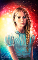 Primrose Everdeen / Willow Shields by strannaya-anna