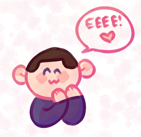 Me Thinkin About My Friends!!!!!! by SomeStraightArtist