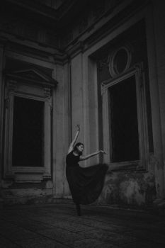 Ballet Dancer I by pelleron