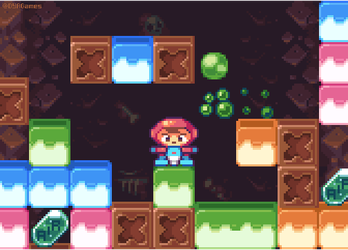 Mr. Driller Mockup by AlbertoV