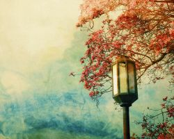 Watercolor Sky I by EmiNguyen