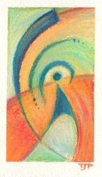 Small Abstract 1 by maniphisto