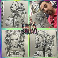 Harley Quinn Suicide Squad by AlexBuechel