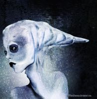 just an other Alien try by PlacidAnemia