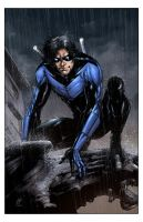 Nightwing by JeremyColwell