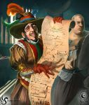 Scathing Tax Collector (Nox Card Game) by ThomasRome