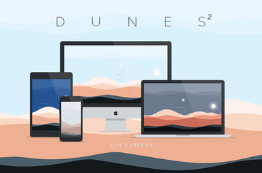DUNES 2 Wallpaper 5120x2880px by dpcdpc11