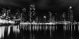 REFLECTIONS, DUBAI by Ssquared-Photography