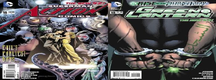 DC LEGENDS:THE NEW 52-15:PART 2 by MAJIN-LORD
