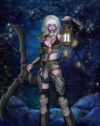 The Drow Protector by TheLordSandman