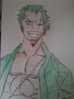 zoro by arranboi123