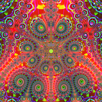 Ayahuasca Vision by Skyer