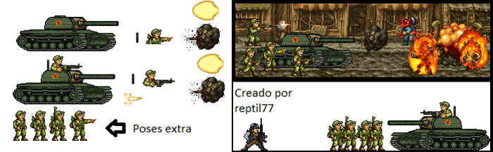 Tanque chino by reptil77gemplays