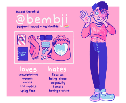 meet the meat by bembji