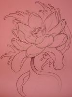 lotus flash 02 by Brandotattoo