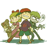 KILL THE ZOMBIES by Socks-and-Notebooks