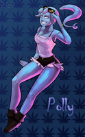 Polly - Monster Prom by Deadulus