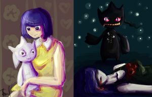 Banette: before and after